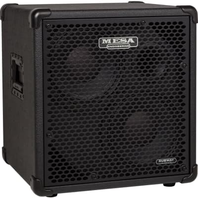 Mesa/Boogie 2x10 Subway Ultra-Lite Bass Cabinet for sale