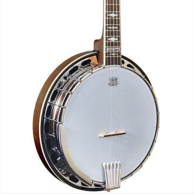 Gold Tone Orange Blossom 5-String Masterclone Banjo w/ Hard Case - OB-150 for sale
