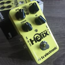 TC Electronic Helix Phaser Yellow