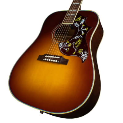 Gibson  Acoustic Electric Hummingbird 125th Anniversary - Autumn Burst
