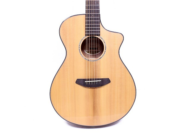 Guitars & Basses Acoustic Electric Guitars Breedlove Pursuit Concert 12 String Ce Sitka-mahogany Acoustic-electric Guitar Keep You Fit All The Time