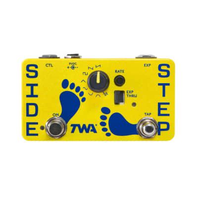 TWA Side Step Dynamic Waveshaper Effects Pedal