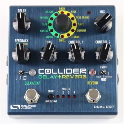 SOURCE AUDIO SA263 COLLIDER DELAY+REVERB for sale