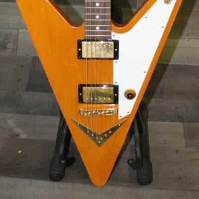 Gibson  Reverse Flying V 2008 Natural for sale