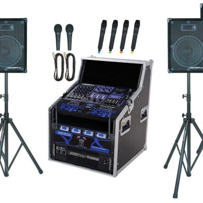 VocoPro CLUB-HD9500  2000W Professional Club System