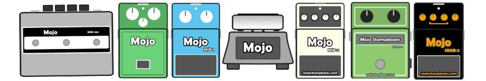 Mojo Stompboxes