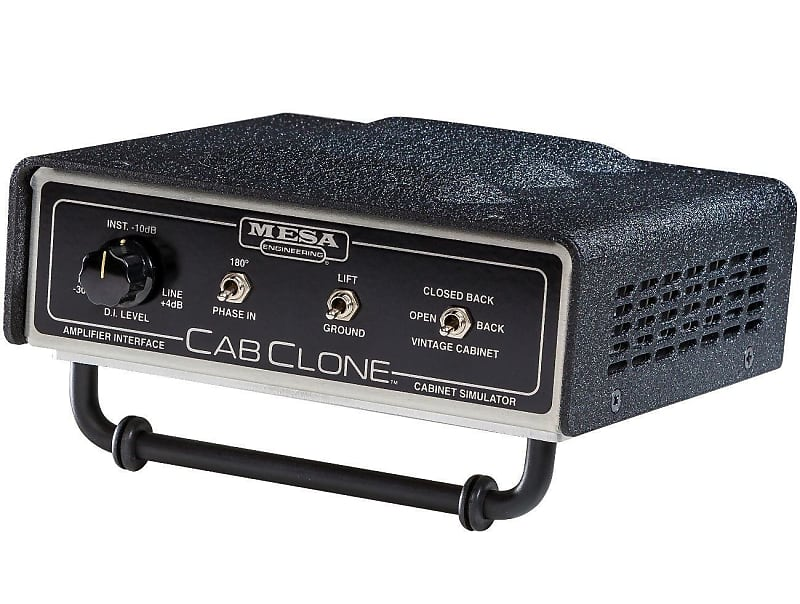mesa boogie cabclone guitar cabinet simulator 8 ohm reverb. Black Bedroom Furniture Sets. Home Design Ideas