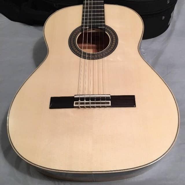 Cordoba 45 Limited Espana Series acoustic classical guitar hand-built in Spain w/ gig bag image