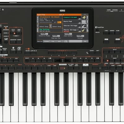 Korg Pa4XOR-61 Oriental Professional Arranger Workstation 61-key Keyboard Pa4X