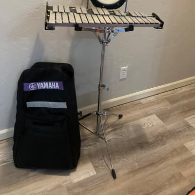 Yamaha Bell Kit and Practice Pad set w/ Backpack