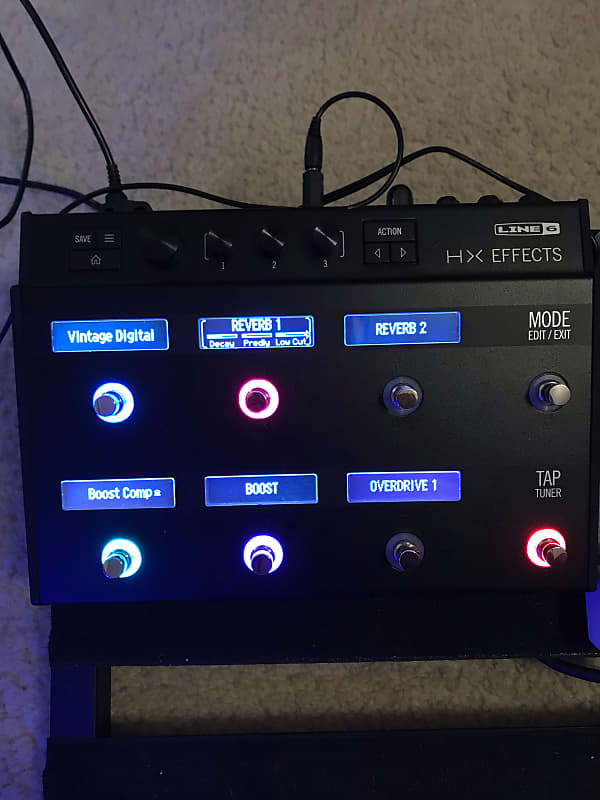 Line 6 HX Effects Multi-Effects Pedal | Michael's Guitar