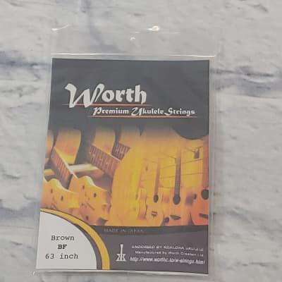 Worth Brown BF 63 inch Ukulele Strings