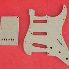 Stratocaster Pickguard and Vintage Tremolo Cover Luthier Template 1954-1959-1963-Present