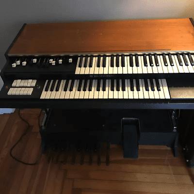 Hammond Porta-B Organ 1970s