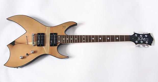 Bc Rich Bich The Bitch S Back Graphic Guitar 2003 Dead