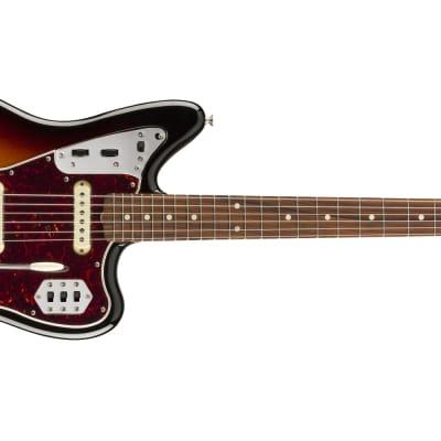 Fender Vintera '60s Jaguar - Pau Ferro, 3-Color Sunburst for sale