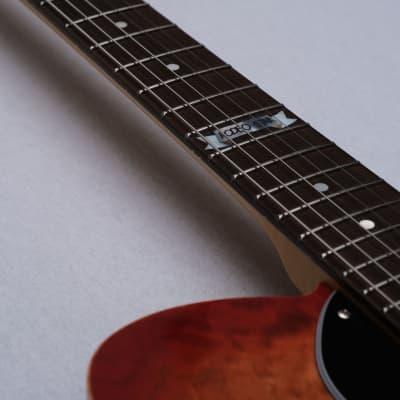 Raro Custom Guitars Raro Icona T Rodeo Star Demon