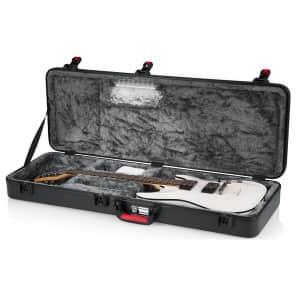 Gator GTSA-GTRELEC-LED TSA ATA Molded Electric Guitar Case with Interior LEDs