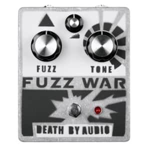 Death by Audio Fuzz War Pedal