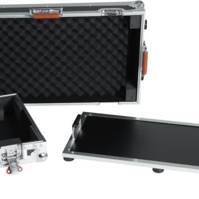 TC Electronic Dark Matter Distortion + Gator G-Tour Pedalboard... - Value Bundle for sale