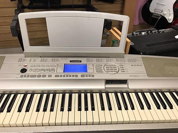 yamaha dgx 500 portable grand piano keyboard 88 keys reverb. Black Bedroom Furniture Sets. Home Design Ideas