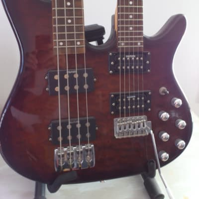 Double Neck - Galveston (Bass/ Guitar) for sale