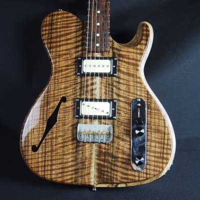 Larose Hollowboy 2019 Natural Curly Shedua for sale