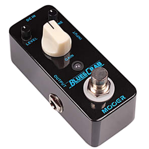Mooer  Blues Crab Classic Blues Overdrive Micro Guitar Effects Pedal 2018
