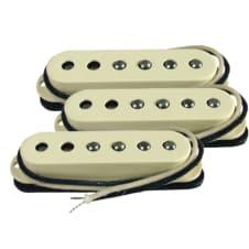 Fender Stratocaster Pickup Set '57/'62 Strat single coil, set of 3 with genuine  Alnico 5 magnets