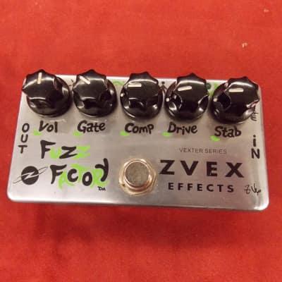 ZVEX Vexter Fuzz Factory Boutique Germanium Fuzz Guitar Effects Pedal