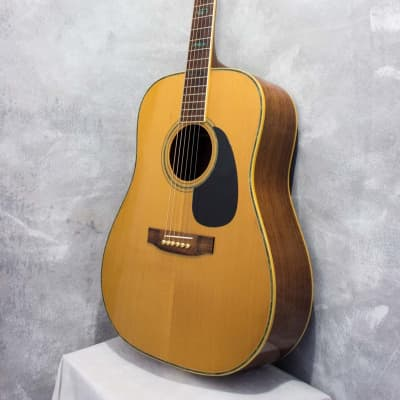 Morales M350 Dreadnought Acoustic 1968 for sale