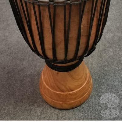 "Ghanaian made Djembe 11""x23"""