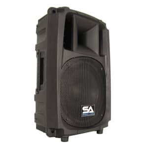 "Seismic Audio S_Wave-10 Passive 1x10"" 200w 2-Way Speaker Cab"