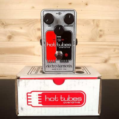 Electro-Harmonix Hot Tubes Nano Overdrive - Guitar Effect Pedal