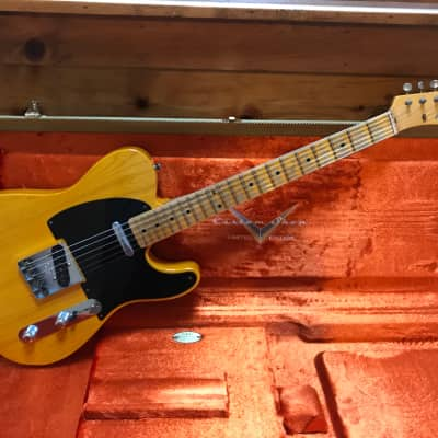 "Fender Custom Shop Limited Edition ""Heartbreaker"" Mike Campbell Telecaster"