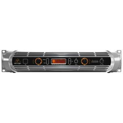 Behringer iNUKE NU3000DSP Power Amplifier with DSP