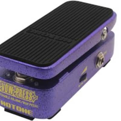Hotone Vow Press Switchable Volume/Wah