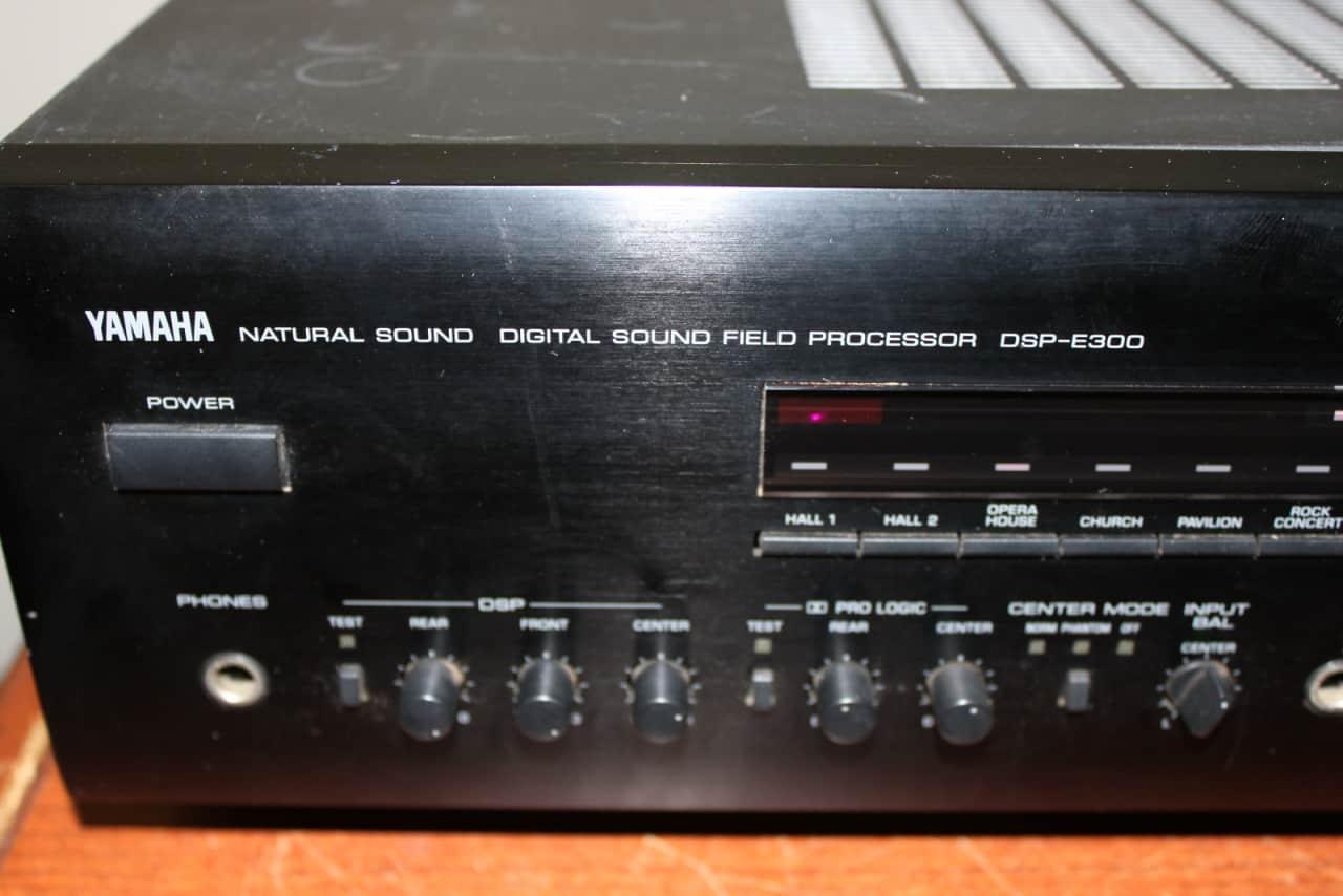 Yamaha Dsp E