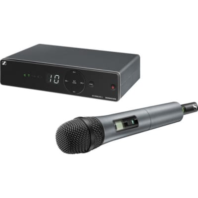 Sennheiser XSW 1-835 UHF Vocal Set with e835 Dynamic Microphone (A: 548 to 572 MHz)