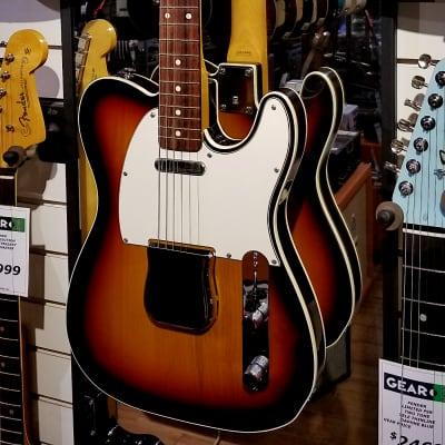Fender Telecaster Custom '62 Re-Issue Made in Japan TL-62B CIJ 2006 for sale