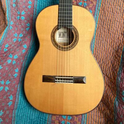 Montalvo Master Series Hauser Model Flamenco Guitar for sale