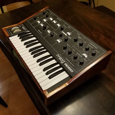 Moog Model 336a Prodigy Synth Analog Synthesizer, Exc Condition, Perfect Operation