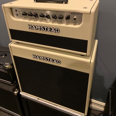 Hamstead Artist 60 +RT (amp and cab) for sale