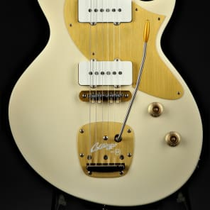 Collings  360 LT M Aged Special Edition - Olympic White