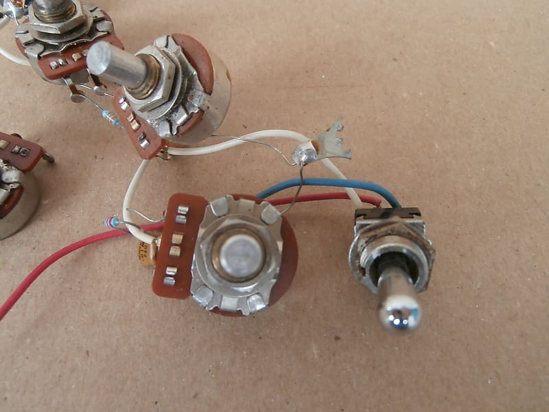 Vintage Wiring Harness Of Maine on