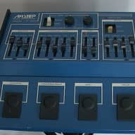 lider1 ussr analog guitar processor synth fx, polivoks modulation