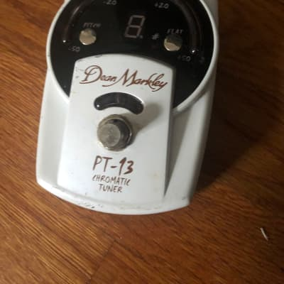 Dean Markley PT-13 Tuning Pedal for sale