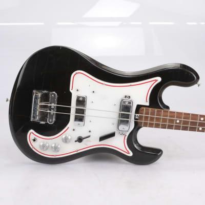 1967 Dega Morbidoni Electric Bass Guitar Made in Italy Eko Vox #42664 for sale