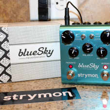 Strymon Blue Sky v2 latest version with box and power adapter