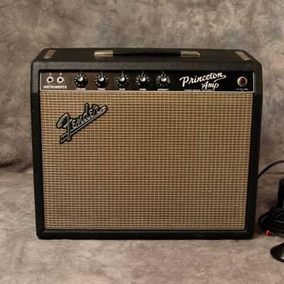 1966 Fender Princeton - Blackface - Non Reverb for sale